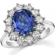 Кольцо принцессы Дианы